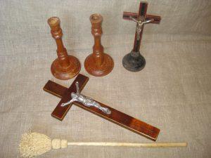 Seni religiniai reikmenys