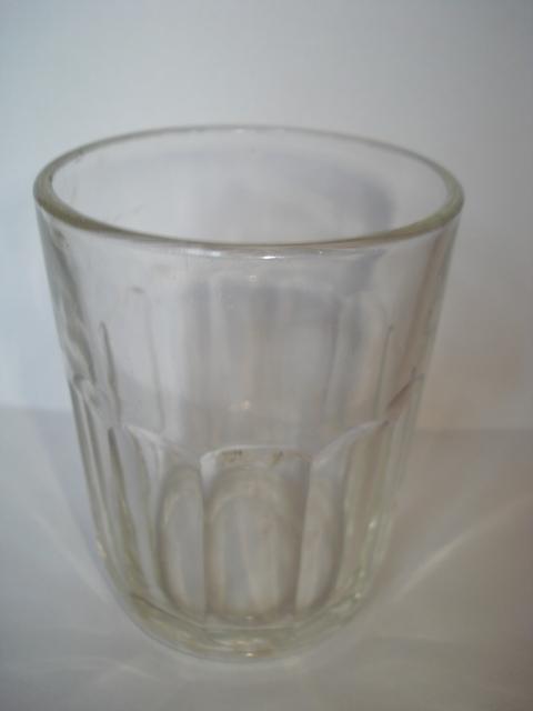 Senovinė stiklinė